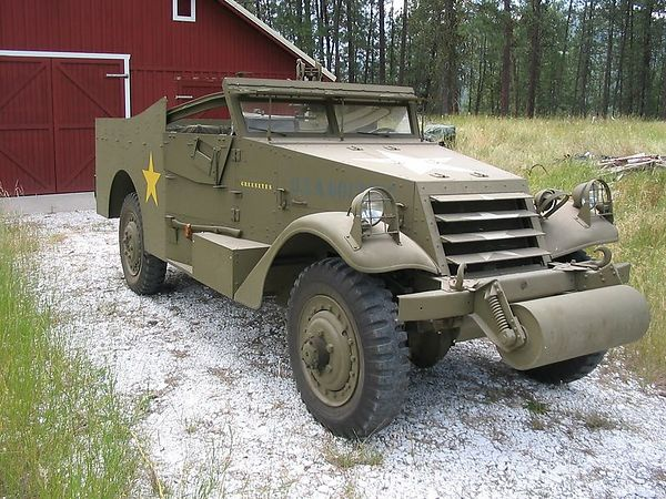 m3a1 scout car. Black Bedroom Furniture Sets. Home Design Ideas